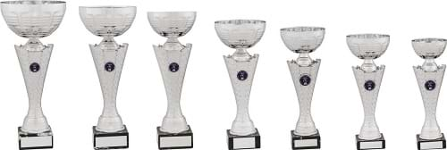Low Priced Metal Cup Trophies 2112 Series