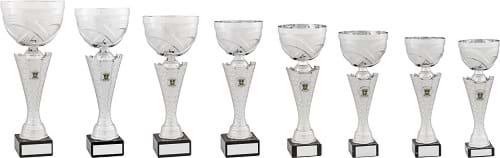 Low Priced Metal Cup Trophies 2122 Series