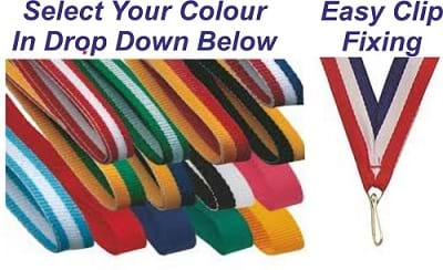 Ribbons Only For Self Assembly Choice of 25 Colourways