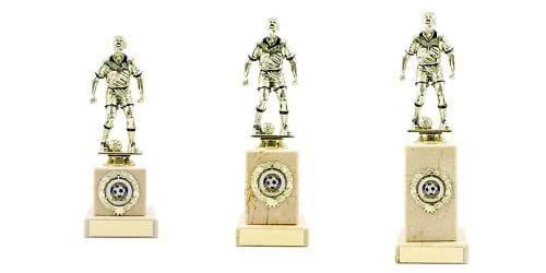 Heavy Marble Football Trophies 1549 Series