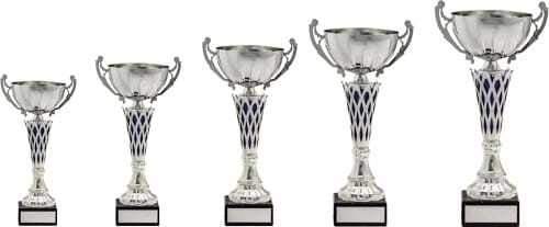 Silver Cup Trophies 1793 Series