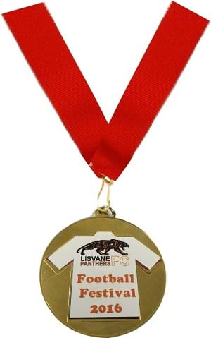 Clearance Heavy Football Medals