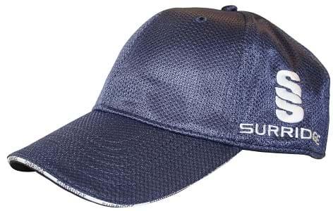 Surridge Baseball Cap  Navy