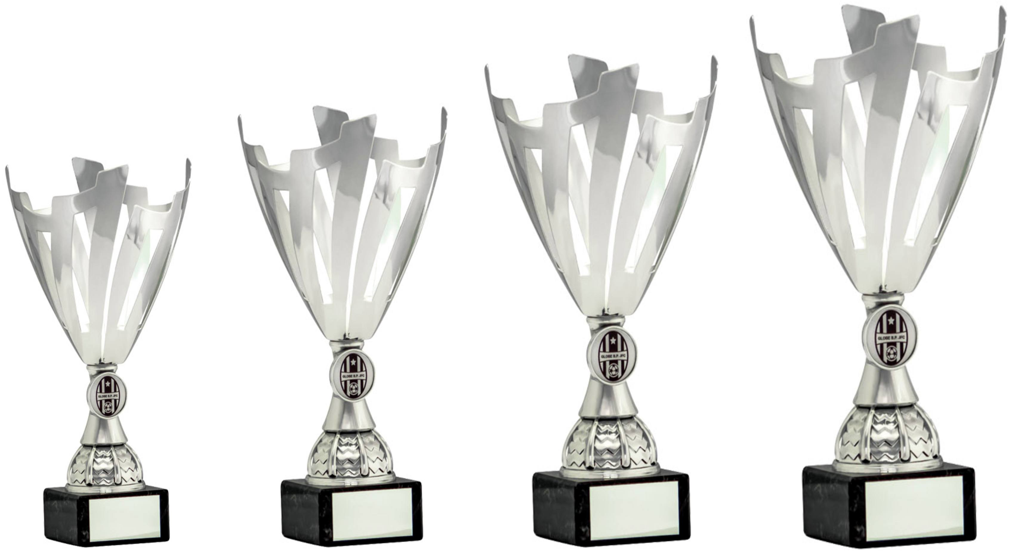 Elegant Competition Cup Trophies 1908 Series