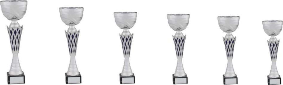 Low Priced Metal Cup Trophies 2123 Series