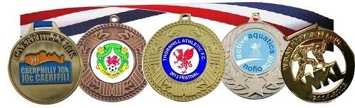 Sport Medallions