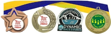 Personalised Custom Medals with Your Logo