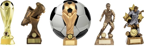 Football Trophies Medals Awards