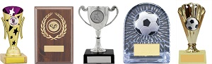 Cheap Trophies Awards Plastic