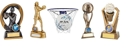 Netball Trophies and Awards
