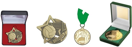 Gaelic Football Medals