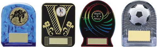 Plastic Plaque Trophies