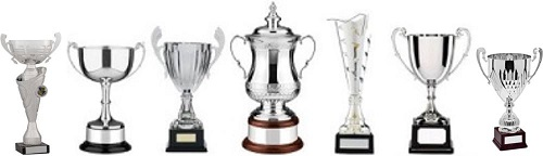 Huge range of cups for all budgets
