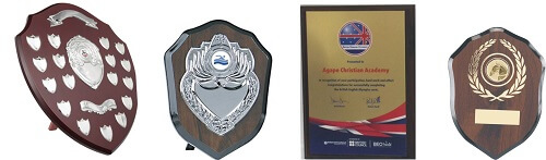 Trophy Shields and Plaques